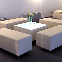 Seating furniture
